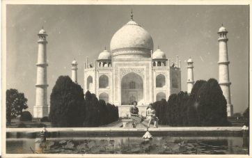 gran and taj mahal